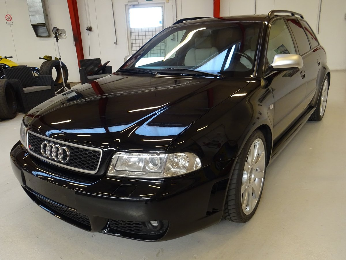 2000 Audi RS4 Avant Quattro (Typ 8D) For Sale (picture 3 of 6)