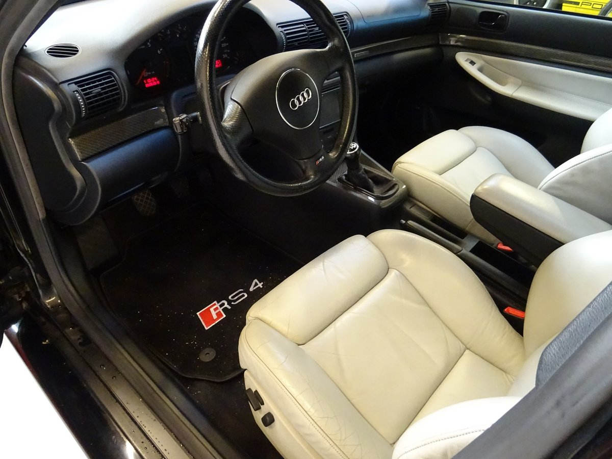 2000 Audi RS4 Avant Quattro (Typ 8D) For Sale (picture 5 of 6)