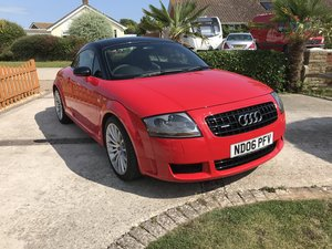 2006 AUDI TT QUATRO SPORT 240hp For Sale