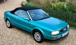 1994 Audi abriolet Low mileage genuine priced to sell For Sale