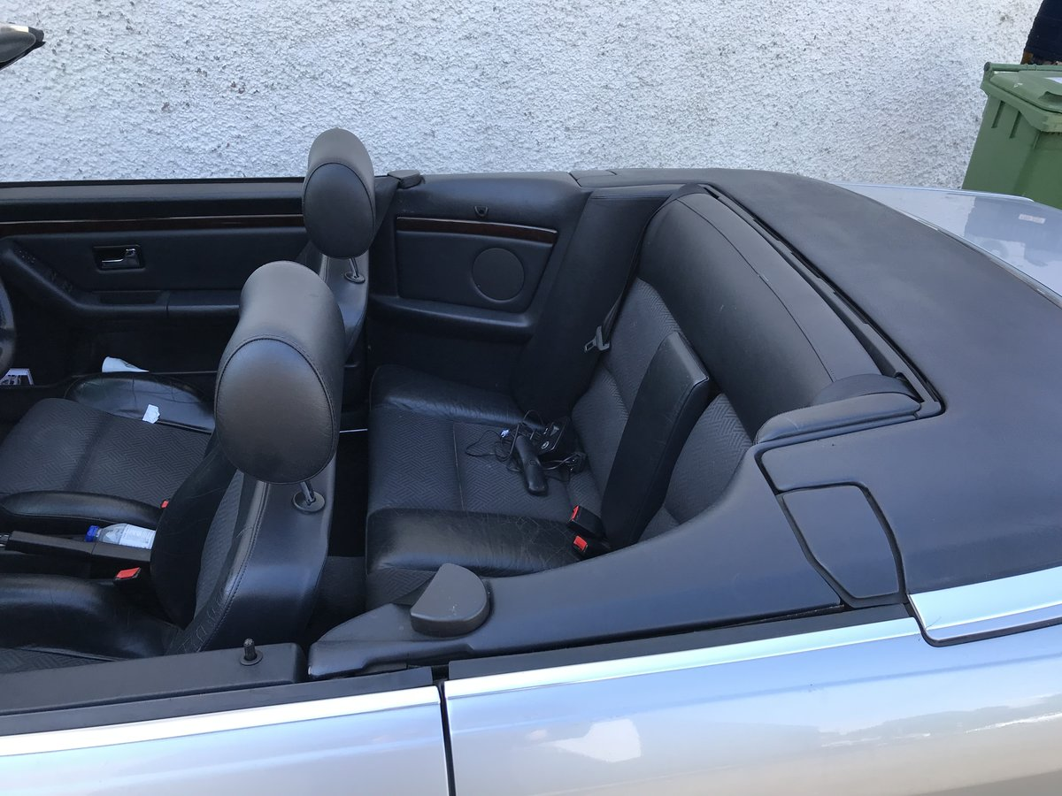 1998 Audi convertible For Sale (picture 4 of 6)