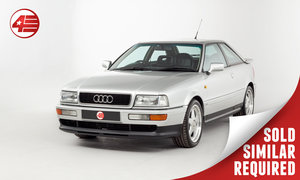 1993 Audi Coupe 2.3 E /// Freshly Serviced /// 44k Miles SOLD