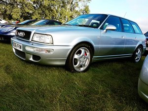 Stunning original Audi RS2