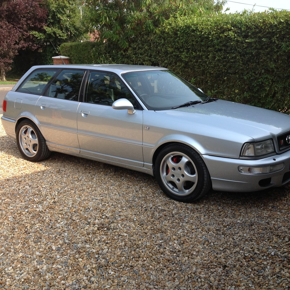 1995 Stunning original Audi RS2 For Sale (picture 2 of 6)