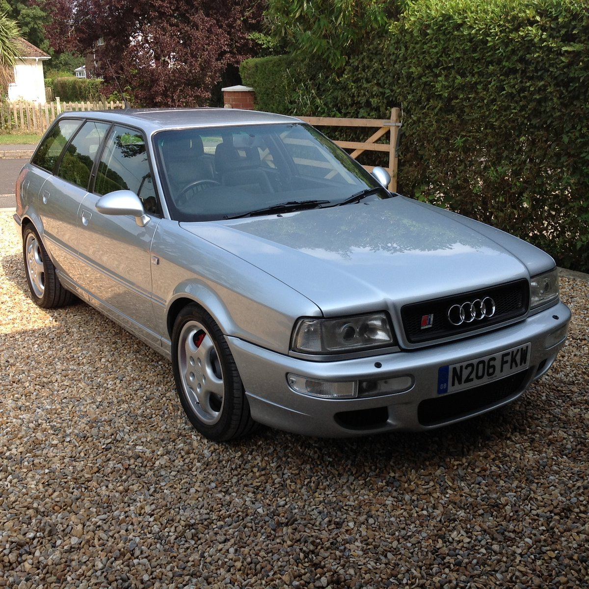 1995 Stunning original Audi RS2 For Sale (picture 6 of 6)