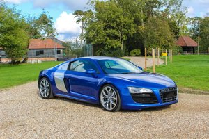 2010 R8 V10 Manual - Only 8400 miles SOLD