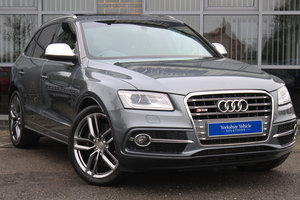 2014 63 AUDI SQ5 3.0 BITDI QUATTRO TIPTRONIC For Sale