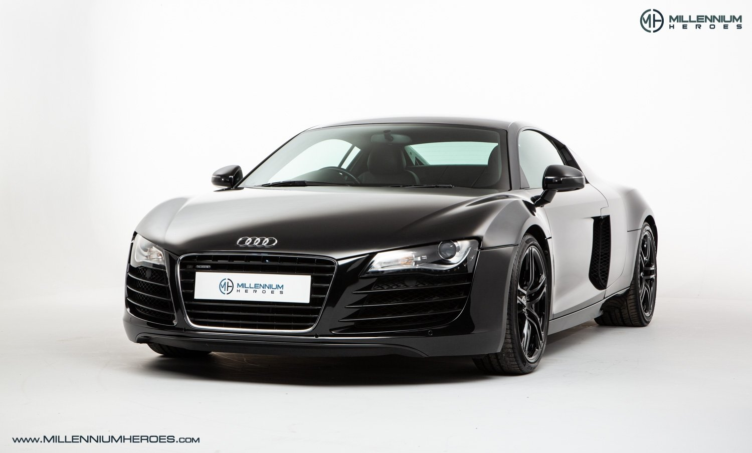 2008 AUDI R8 QUATTRO // 6 SPEED MANUAL // FULL AUDI SERVICE HISTO For Sale (picture 1 of 19)