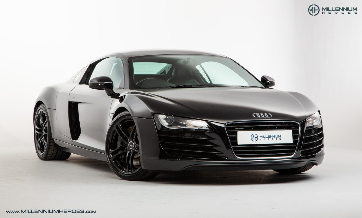 2008 AUDI R8 QUATTRO // 6 SPEED MANUAL // FULL AUDI SERVICE HISTO For Sale (picture 3 of 19)