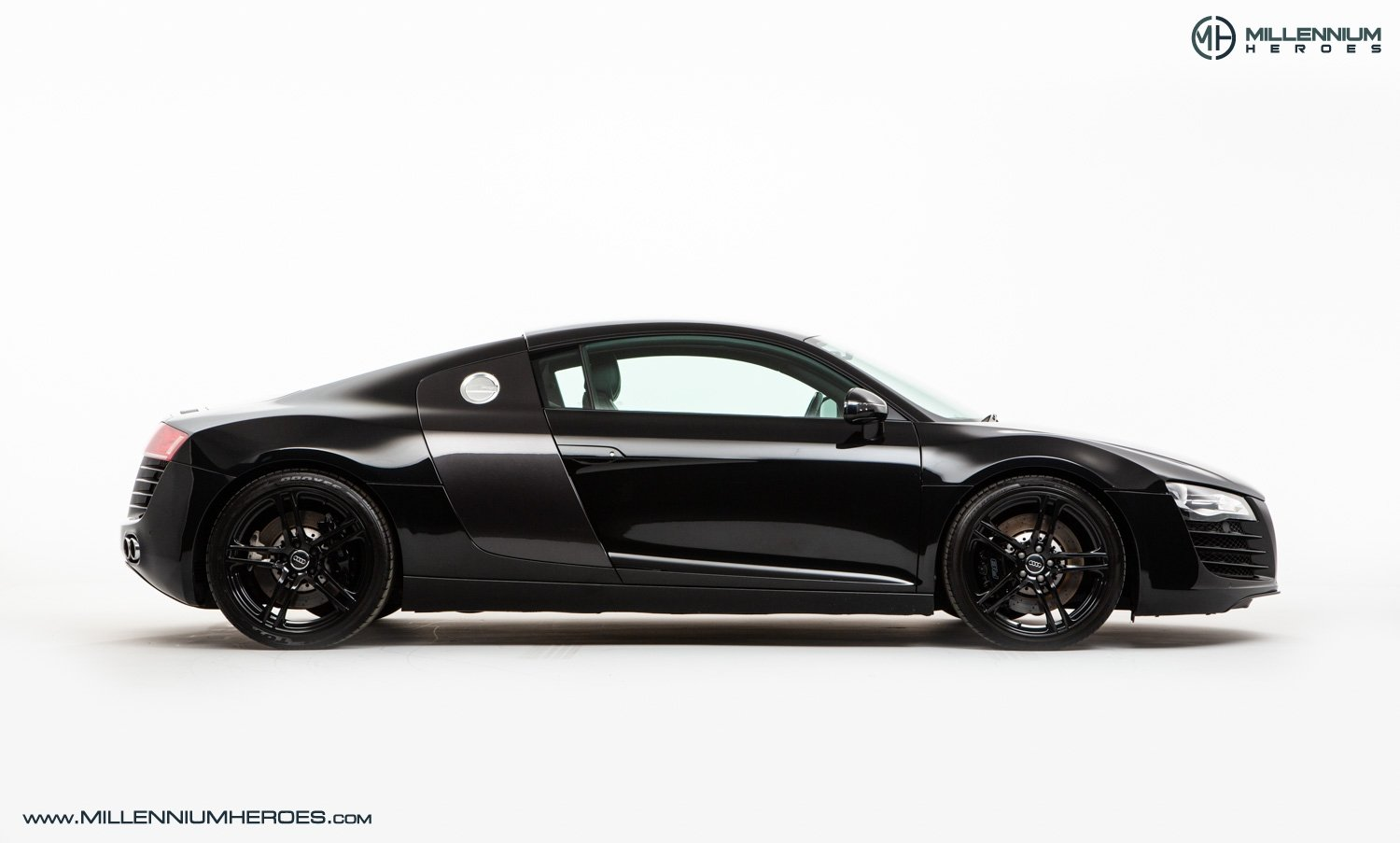 2008 AUDI R8 QUATTRO // 6 SPEED MANUAL // FULL AUDI SERVICE HISTO For Sale (picture 4 of 19)