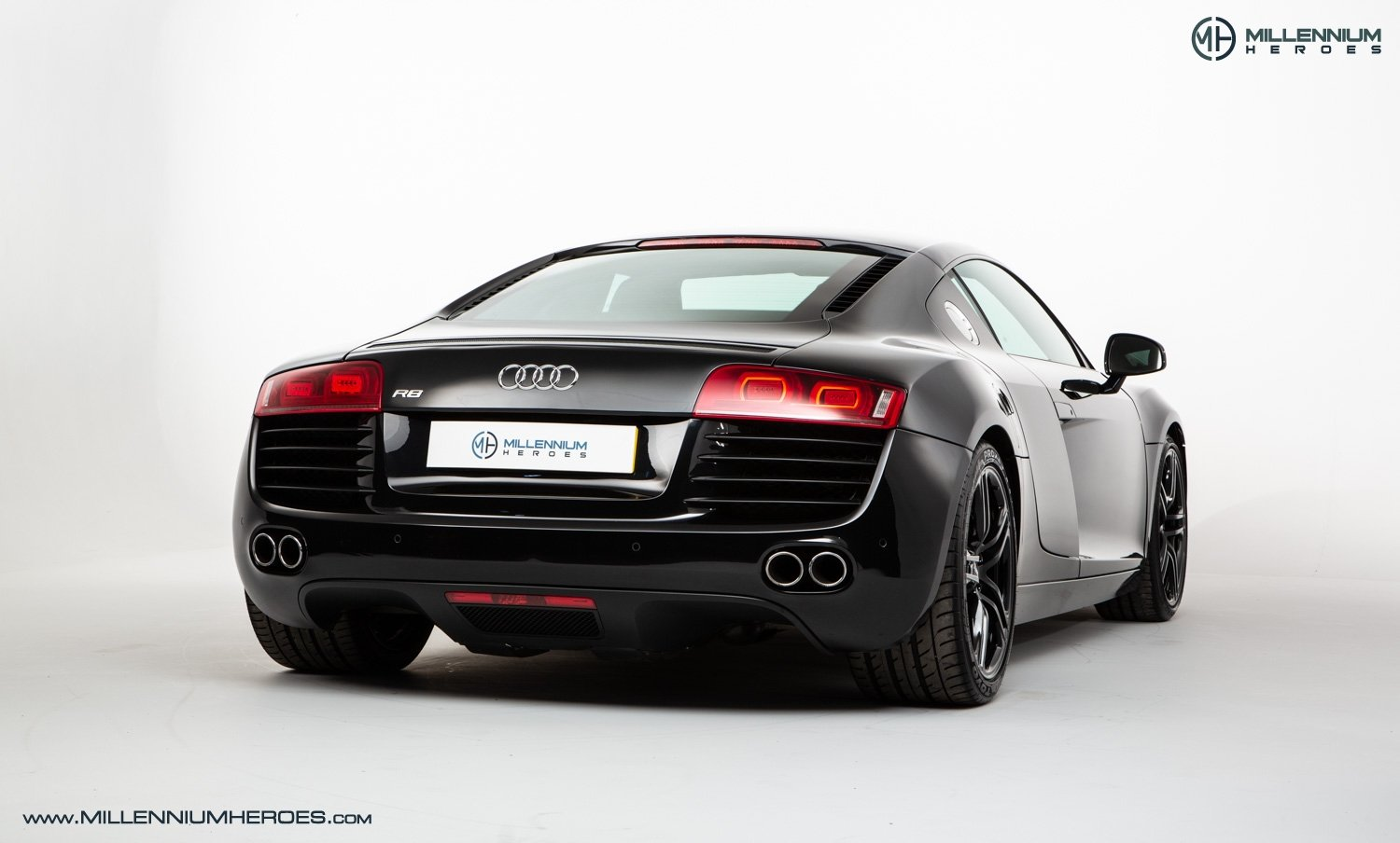2008 AUDI R8 QUATTRO // 6 SPEED MANUAL // FULL AUDI SERVICE HISTO For Sale (picture 6 of 19)