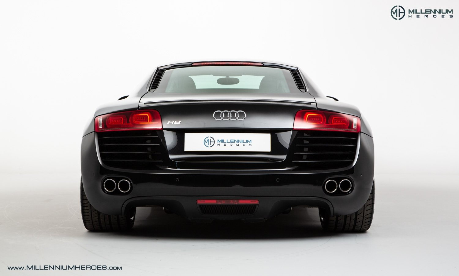 2008 AUDI R8 QUATTRO // 6 SPEED MANUAL // FULL AUDI SERVICE HISTO For Sale (picture 7 of 19)