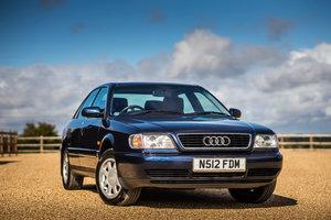1996 Audi A6 (C4) 2.6 SE Auto