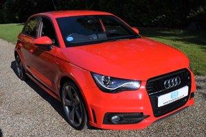 2015 Audi A1 Sportback 1.4 TFSI S Line Black Edition DSG Auto SOLD