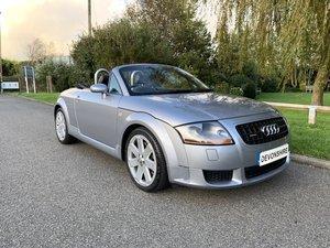 2005 Audi TT 3.2 V6 MK1 Quattro Convertible ONLY 21000 MILES