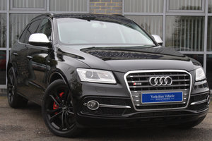 2015 15 AUDI SQ5 3.0 BITDI TIPTRONIC QUATTRO For Sale