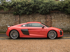 2016 Audi  R8  R8 V10 Plus Quattro SOLD