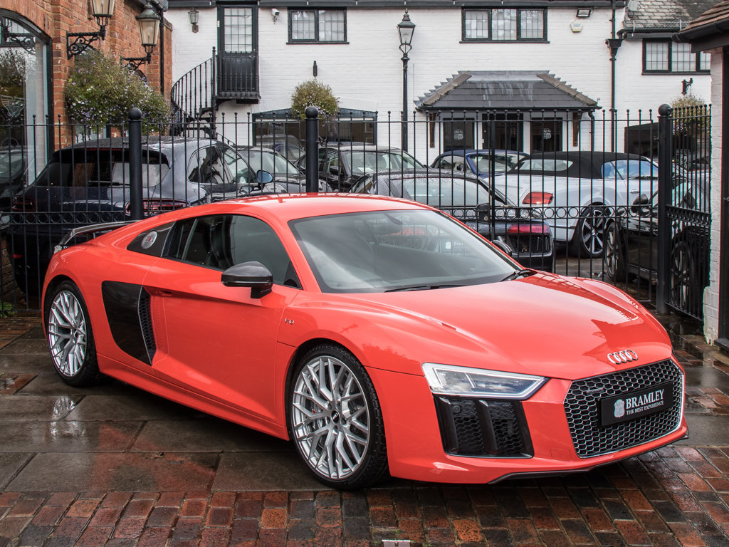 2016 Audi  R8  R8 V10 Plus Quattro For Sale (picture 2 of 18)