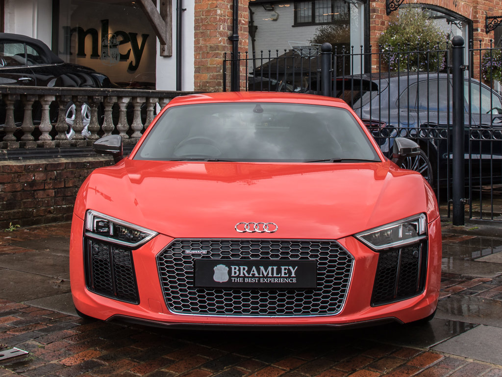 2016 Audi  R8  R8 V10 Plus Quattro For Sale (picture 3 of 18)