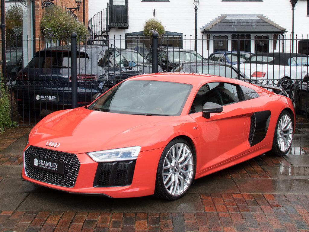 2016 Audi  R8  R8 V10 Plus Quattro For Sale (picture 4 of 18)