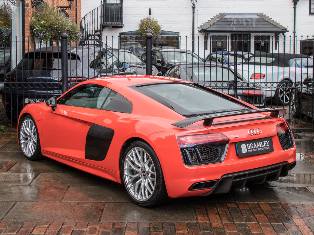 2016 Audi  R8  R8 V10 Plus Quattro For Sale (picture 5 of 18)