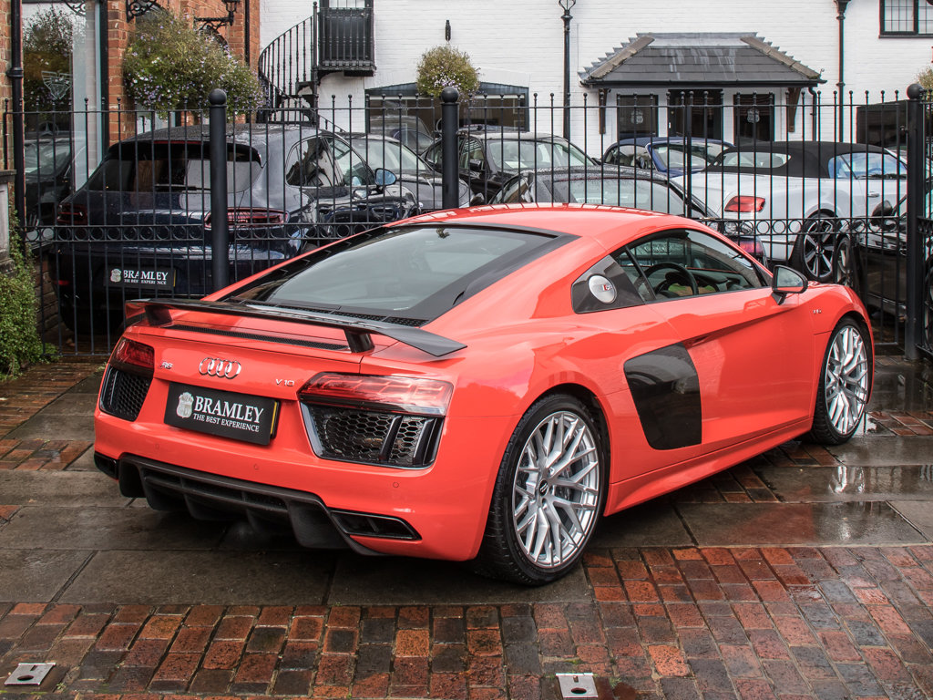 2016 Audi  R8  R8 V10 Plus Quattro For Sale (picture 7 of 18)