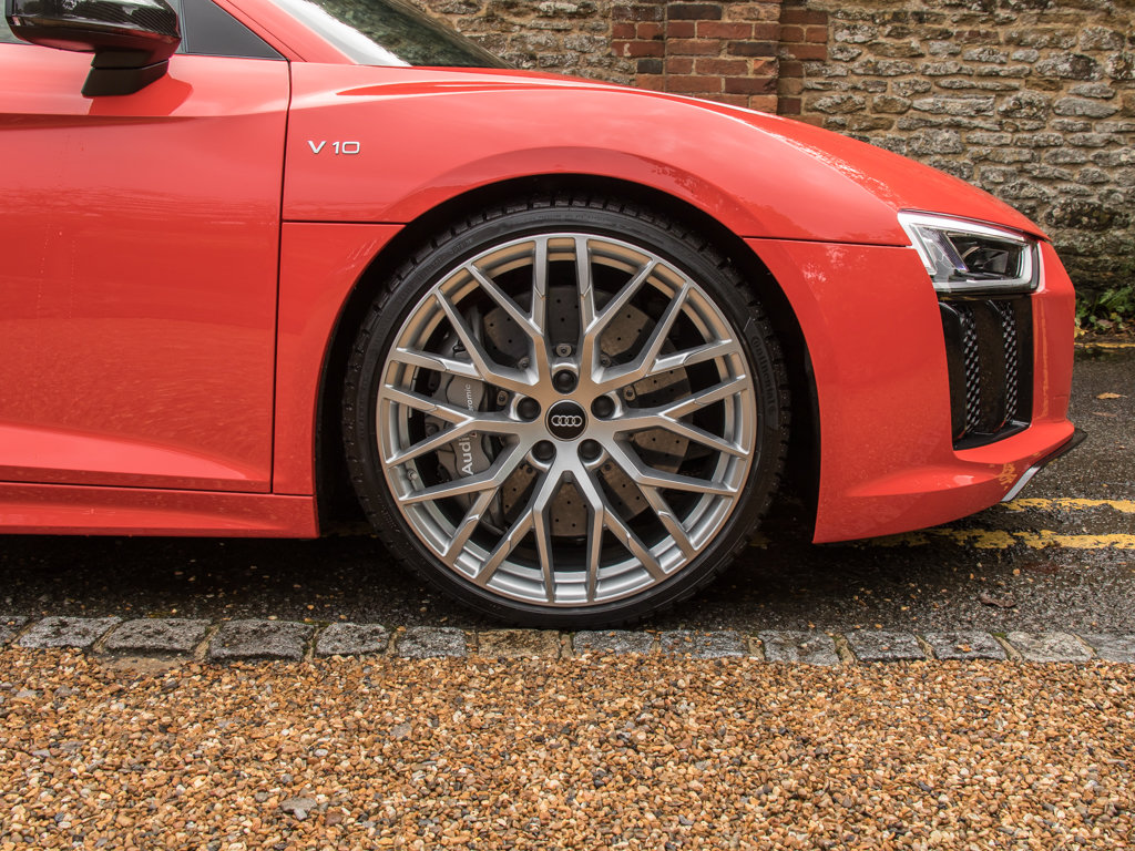 2016 Audi  R8  R8 V10 Plus Quattro For Sale (picture 9 of 18)