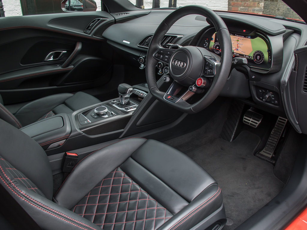 2016 Audi  R8  R8 V10 Plus Quattro For Sale (picture 12 of 18)