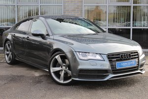 2014 14 AUDI A7 3.0 BITDI BLACK EDITION QUATTRO TIPTRONIC  For Sale