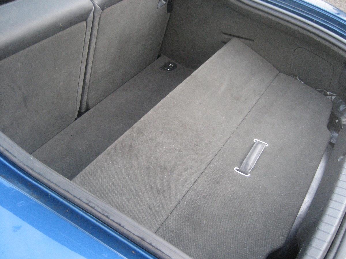 2003 Audi TT 1.8 Quatro turbo, bi fuel petrol / LPG For Sale (picture 6 of 6)