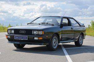 Audi ur-quattro 1980 Restored Unique Collectors item For Sale