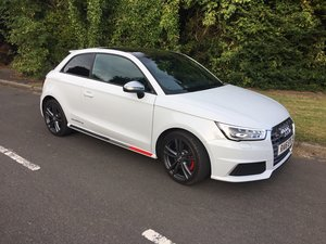 2016 Audi a1 s1 quattro