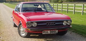 1973 UK RHD  COUPE 100S  VERY  RARE  VEHICLE   For Sale