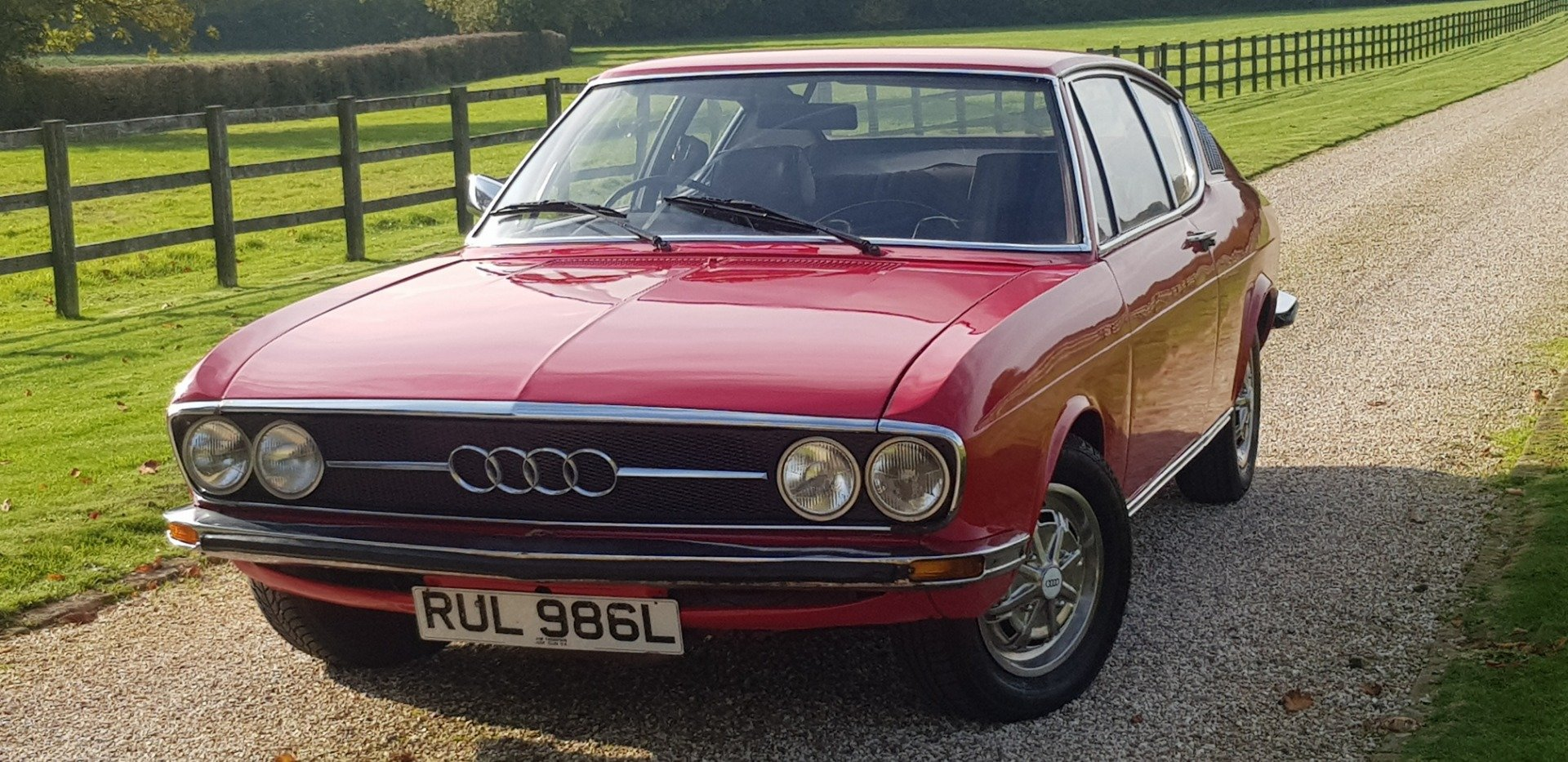 1973 UK RHD  COUPE 100S  VERY  RARE  VEHICLE   For Sale (picture 2 of 6)