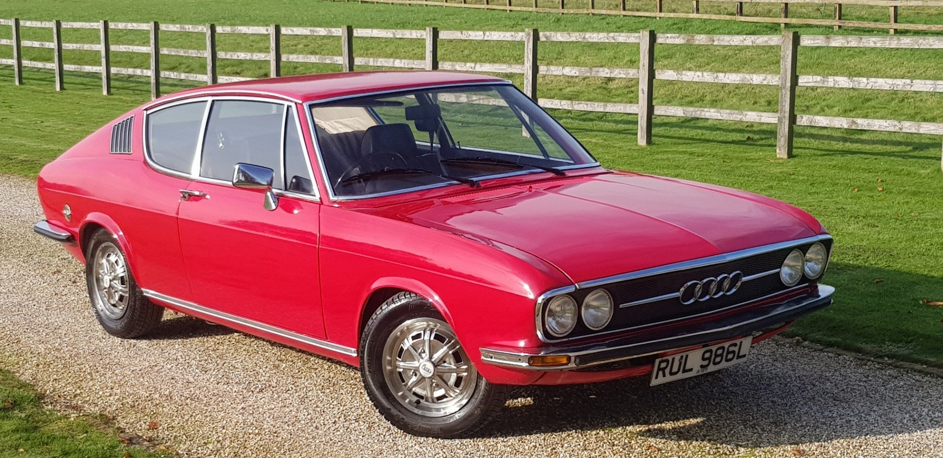 1973 UK RHD  COUPE 100S  VERY  RARE  VEHICLE   For Sale (picture 3 of 6)