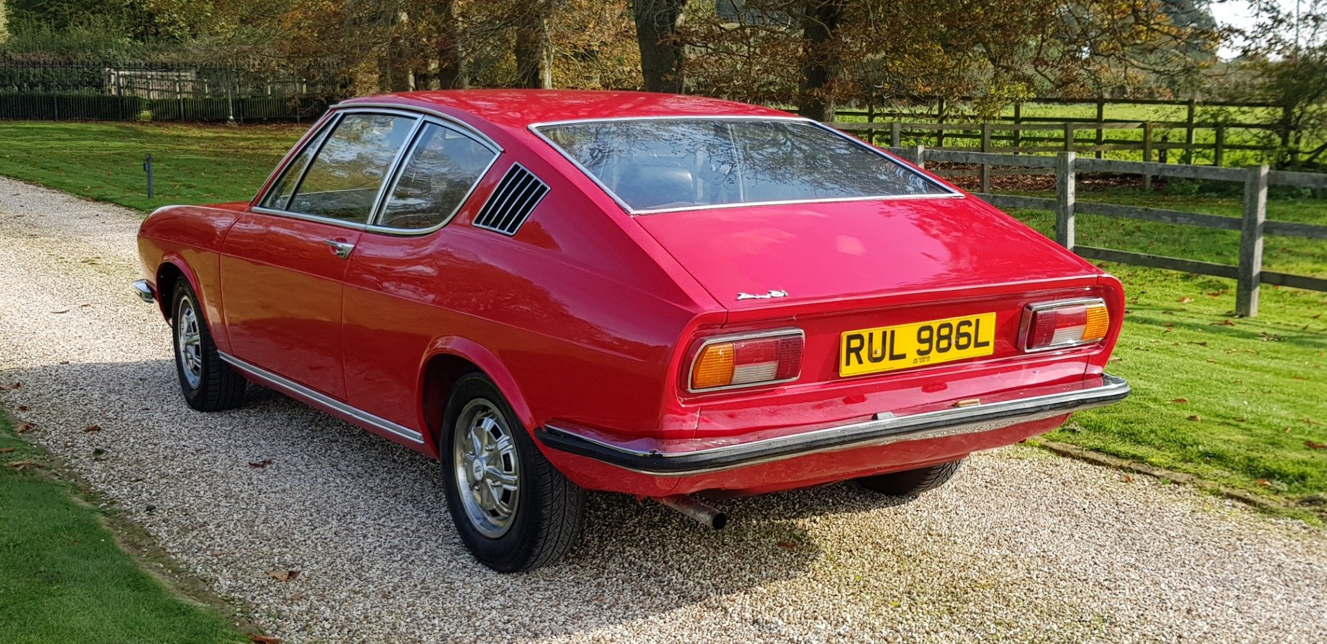 1973 UK RHD  COUPE 100S  VERY  RARE  VEHICLE   For Sale (picture 4 of 6)