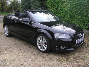 2012 Audi A3 Cabriolet 1.6 TDI Sport 2dr  For Sale