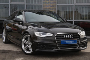 2013 63 AUDI A6 SALOON 3.0 TDI S LINE S TRONIC QUATTRO For Sale