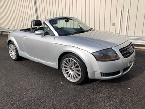 2003 53 AUDI TT 1.8 ROADSTER 150 BHP FUTURE CLASSIC! For Sale