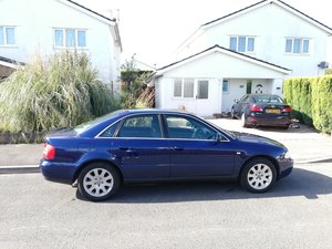 2001 A4 Beautiful Example