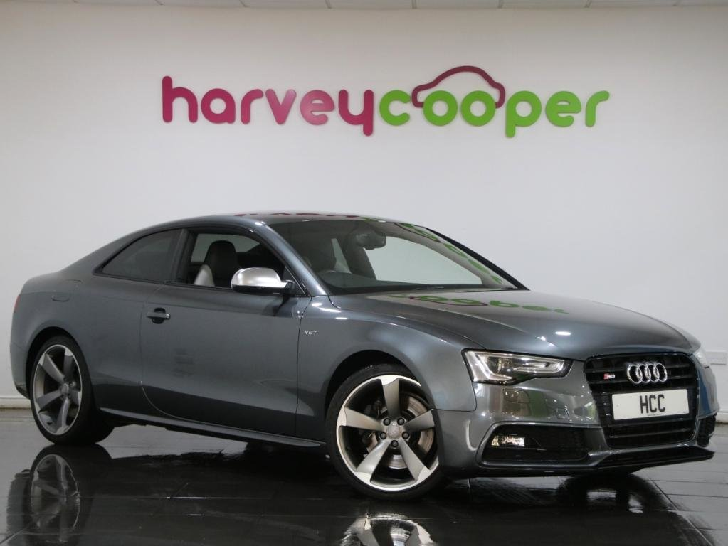 Audi A5 S5 Quattro Black Edition 2dr S Tronic 2015(65) For Sale (picture 1 of 6)