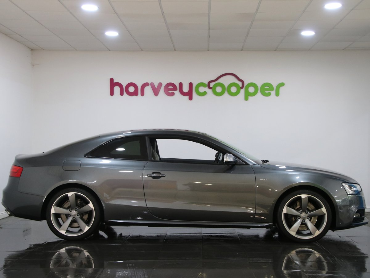 Audi A5 S5 Quattro Black Edition 2dr S Tronic 2015(65) For Sale (picture 2 of 6)