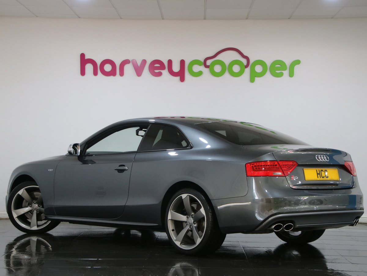 Audi A5 S5 Quattro Black Edition 2dr S Tronic 2015(65) For Sale (picture 3 of 6)