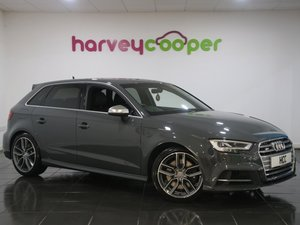 Audi A3 S3 TFSI 300 Quattro 5dr S Tronic 2019(19) For Sale