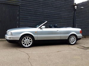 1999 AUDI CONVERTIBLE B4 2.8 V6 FINAL EDITION ( Recent Cambelt )  For Sale