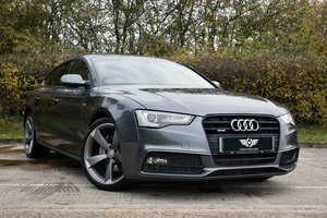 2013 Audi A5 2.0 TFSi Black Edition Sportback Quattro For Sale
