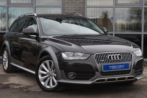 2013 63 AUDI A4 ALLROAD 2.0 TDI S TRONIC QUATTRO For Sale