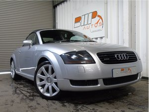 2001 Audi tt 225 roadster 2p 13x service stamps For Sale