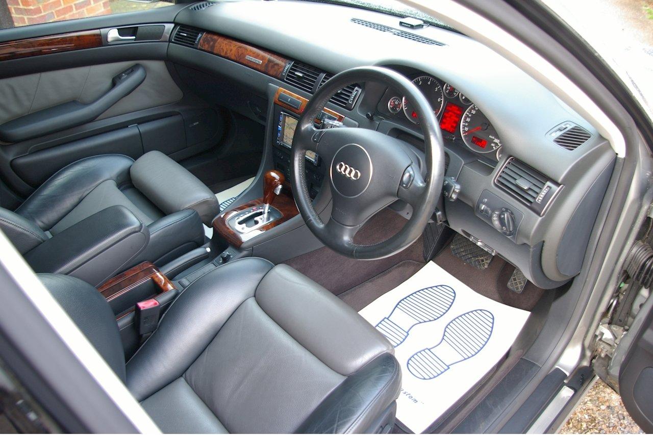 2005 Audi Allroad C5 4.2 FSI V8 Quattro Auto Estate (71880 miles) SOLD (picture 4 of 6)