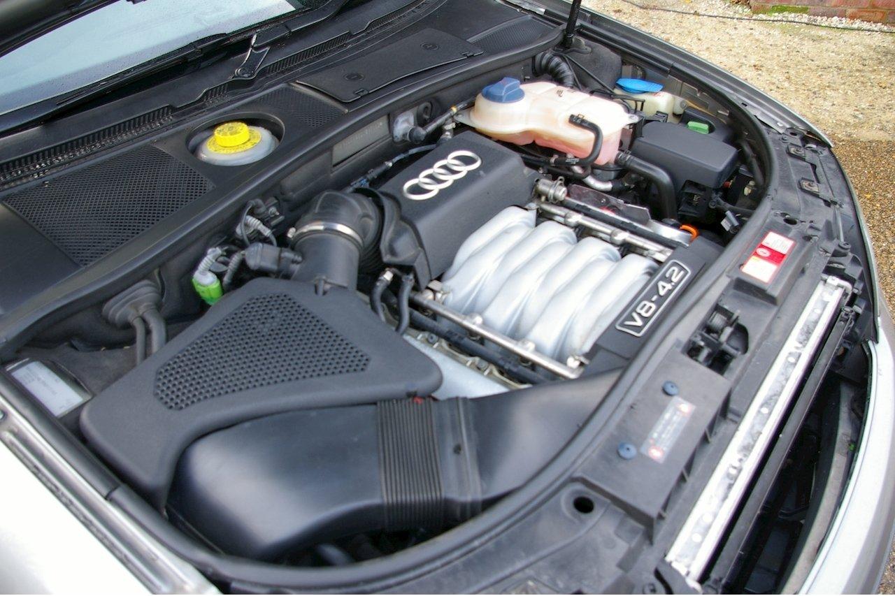 2005 Audi Allroad C5 4.2 FSI V8 Quattro Auto Estate (71880 miles) SOLD (picture 6 of 6)